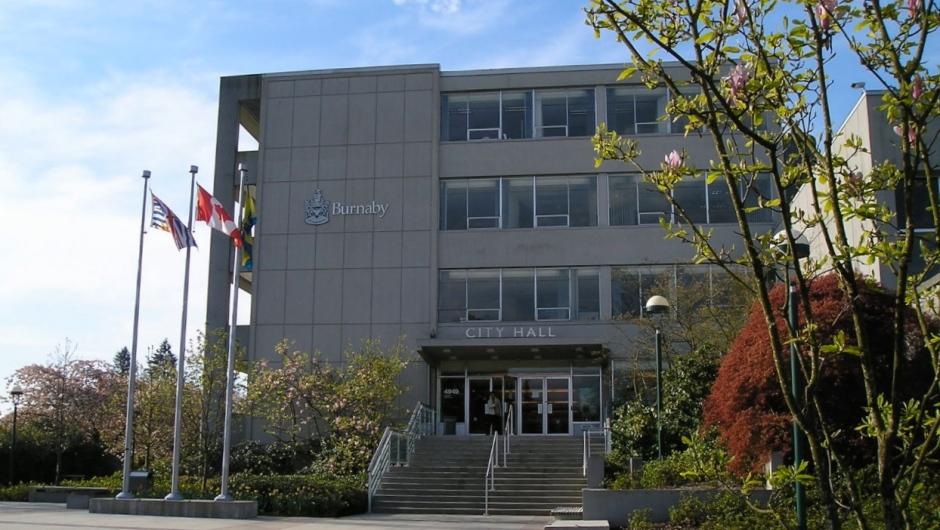 Burnaby City Hall